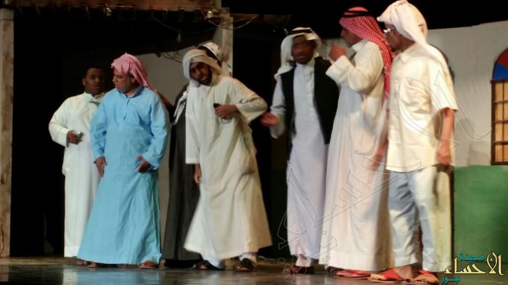 """حضور ضخم لمسرحية """"العرس"""" يجبر إدارة الجمعية على ترك مقاعدها للجمهور"""