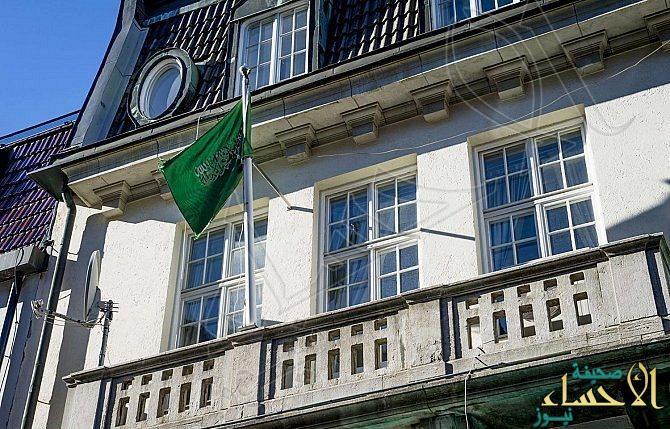الزياني يسلم سفير السويد مذكرة احتجاج من مجلس التعاون