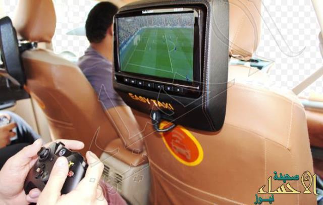 """تدشين أجهزة """"إكس بوكس"""" داخل سيارات أجرة في المملكة"""