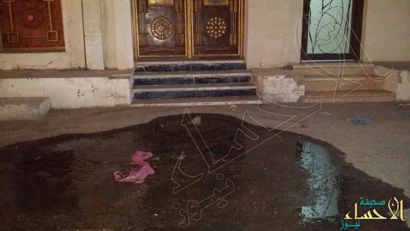 """مياه """"الشرقية"""": هذه حقيقة مجاري السلمانية التي تفيض بنظام """"السندريلا"""""""
