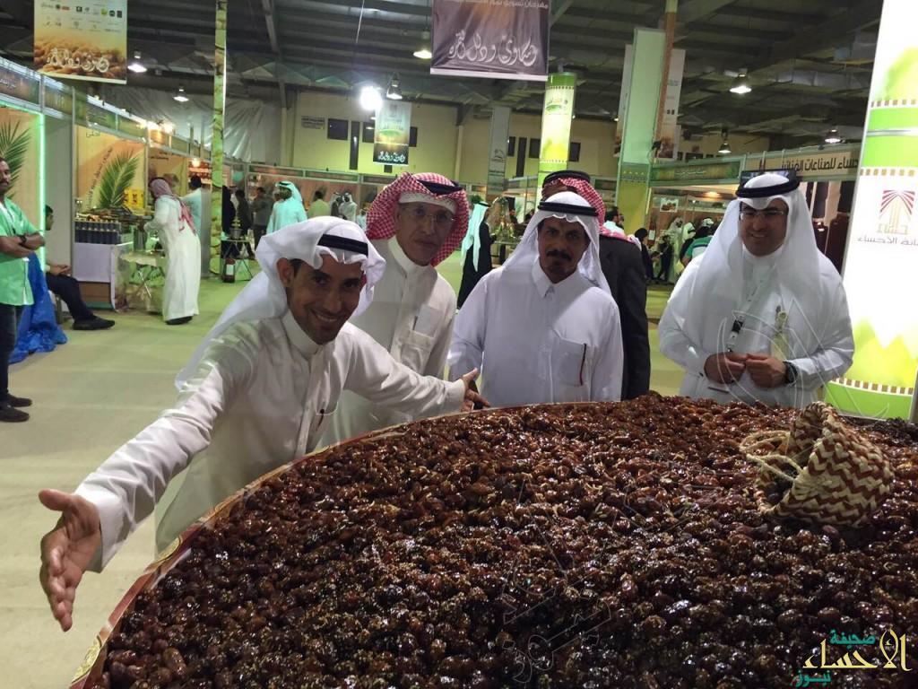 زيارة متميزة لأصدقاء الكشافة في محافظة الأحساء