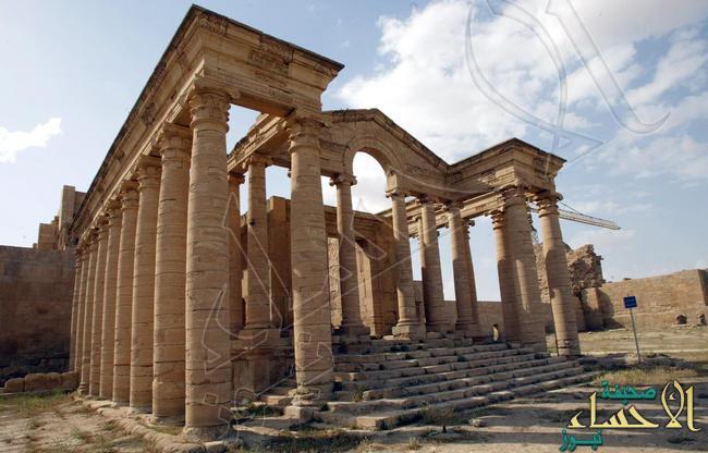 """""""داعش"""" تدمر مدينة أثرية عراقية عمرها 2000 عام"""