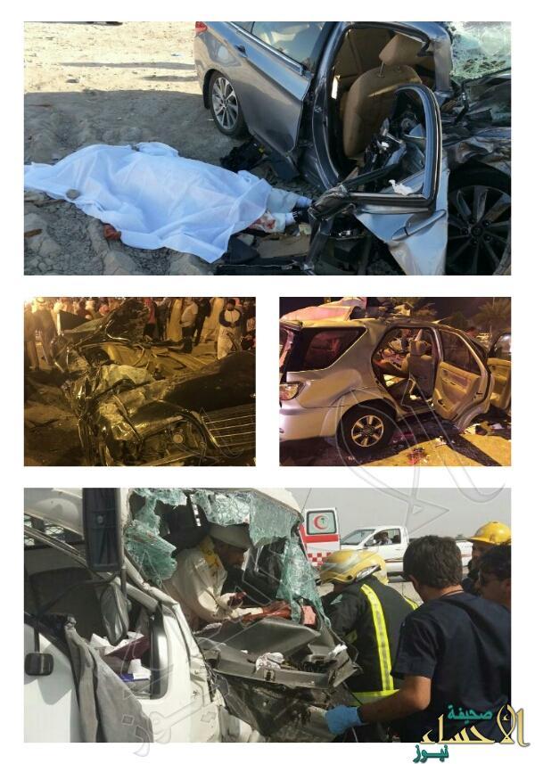 الأحسائيون بصوت واحد للمسؤولين: انقذونا من الحوادث فإنكم مستأمنون