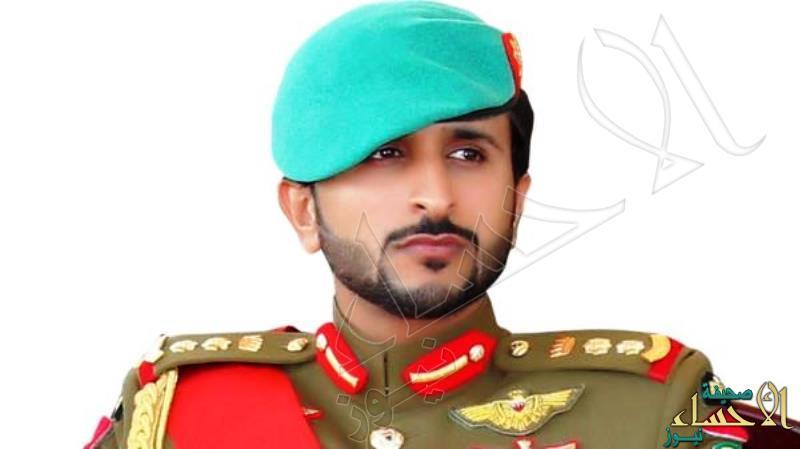 """نجل ملك البحرين في قصيدة """"إلا السعودية"""": أبشر بنا ياخادم البيتين"""