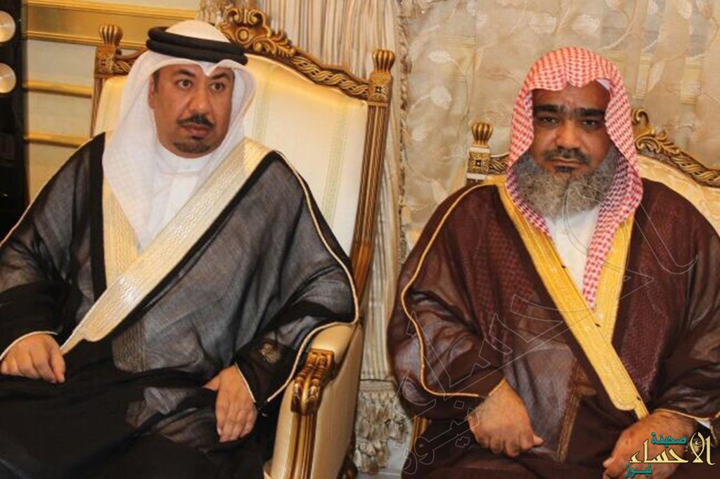 عميد أسرة الفزيع بالسعودية وعميد اسرة الفزيع بالبحرين