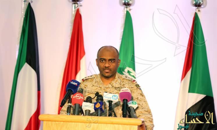 المتحدث العسكري يؤكد: مصنع الألبان أصيب بقذائف الحوثيين
