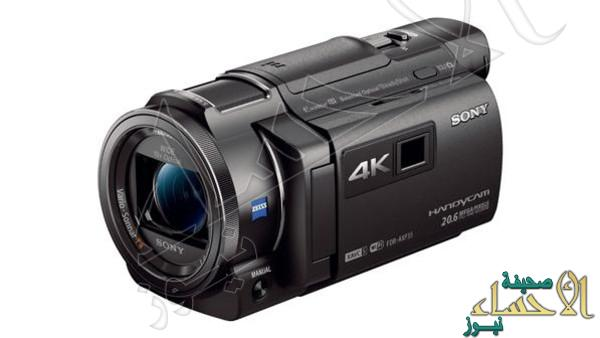 سوني تطلق أحدث كاميرات الفيديو 4K في الشرق الأوسط