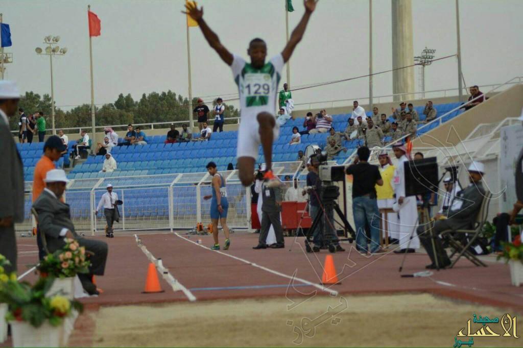 """""""الشايب"""": لهذه الأسباب تميزت ألعاب القوى السعودية"""