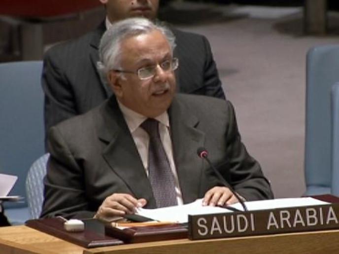 مندوب المملكة لدى الأمم المتحدة: يجب ردع إيران عن خرق القرارات الدولية