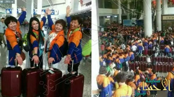 شركة صينية تهدي 12 ألفاً من موظفيها رحلة سياحية