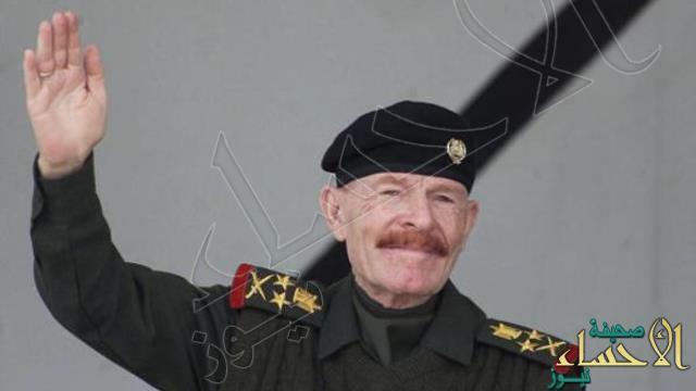 """عزة الدوري في تسجيل صوتي ينفي مقتله: أحيي """"عاصفة الحزم"""" وقائدها الملك سلمان"""