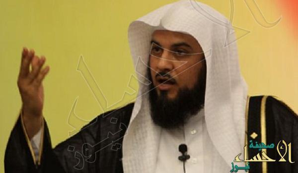 محمد العريفي يخرج عن صمته ويكشف موقفه من أحداث مصر