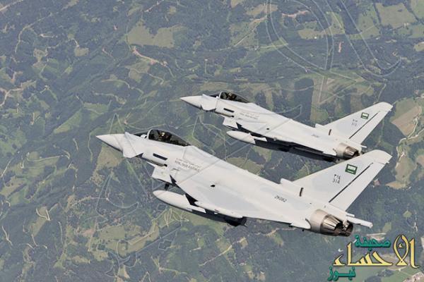 طائرات التحالف تُدمر منازل أقارب صالح بصنعاء