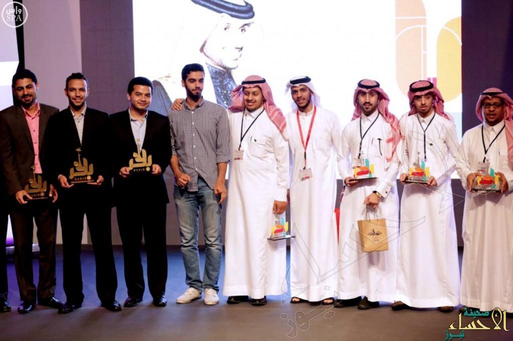 شباب #الأحساء يحققون المركز الثاني عربياً في أفضل مبادرة شبابية