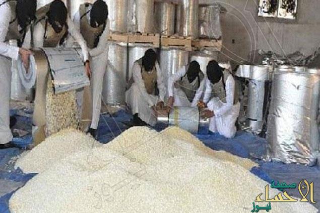 البحرين: ضبط أكبر شحنة مخدرات في العالم بقيمة ملياري ريال في طريقها إلى السعودية