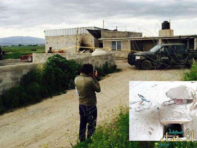 """بالصور… تفاصيل هروب أخطر """"بارون"""" مخدرات من سجن في المكسيك"""