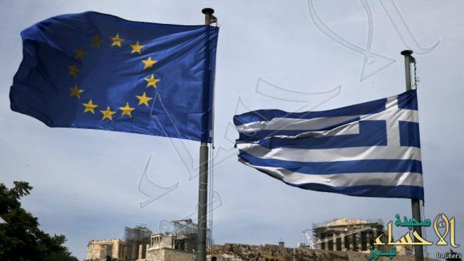 قادة منطقة اليورو يوافقون على برنامج جديد لإنقاذ #اليونان