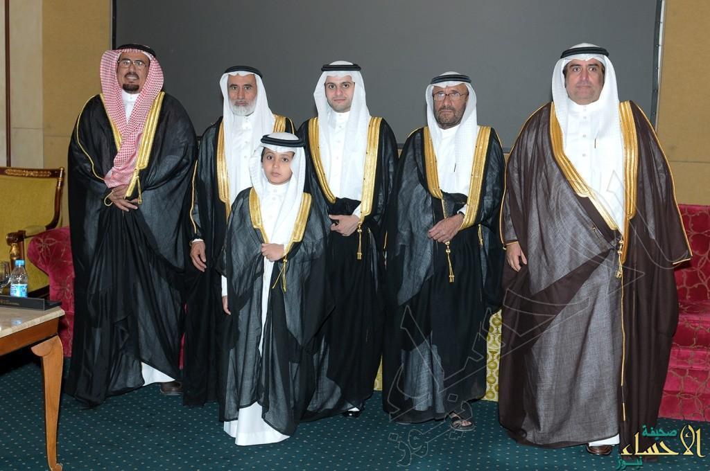"""أسرة """"القويزاني"""" تحتفل بزفاف نجلها """"سعود"""""""
