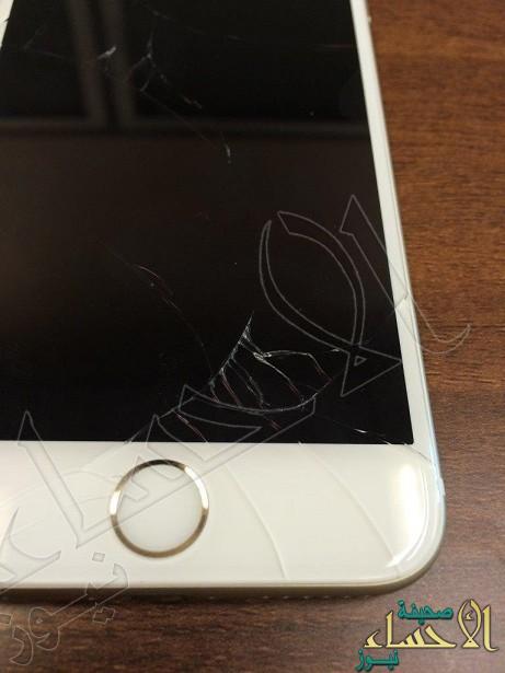 وداعا لكسر شاشات الهواتف … تقنية جديدة لإصلاح الشاشة بتسخينها