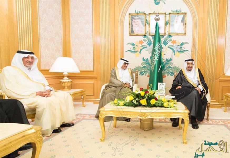 """الأمير الراحل: قاد جيش المؤسس في """"حجلا"""".. و كرمه""""الملك سلمان"""" وجلس بجواره"""