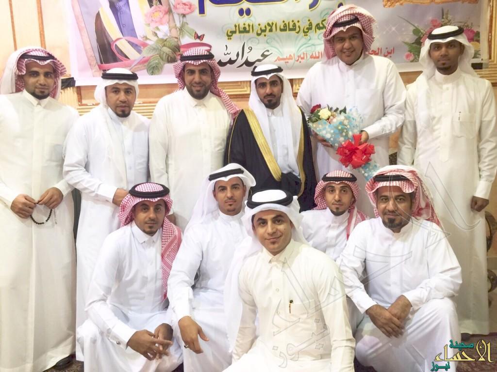 """المخرج """"عبدالله البراهيم"""" يدخل قفص الزوجية"""
