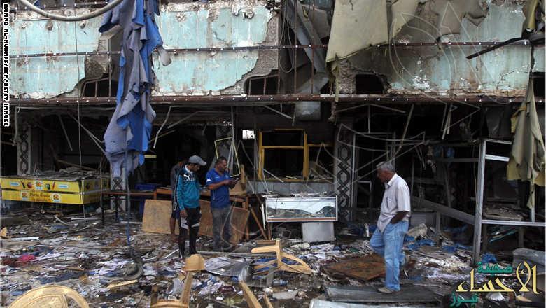 """العراق: ارتفاع حصيلة ضحايا تفجير """"داعش"""" في خان بني سعد إلى 120 قتيلا و 140جريحا"""