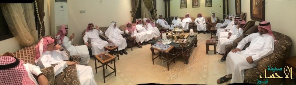 عائلة السعيّد بالهفوف تحتفل بعيد الفطر