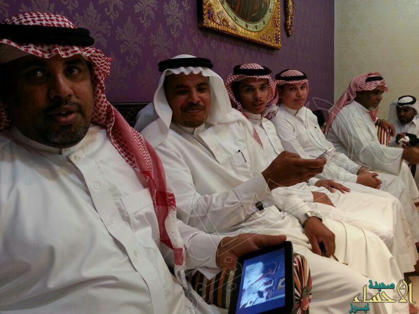 """أسرة """"الذكرالله"""" بالصالحية تحتفي بعيد الفطر"""
