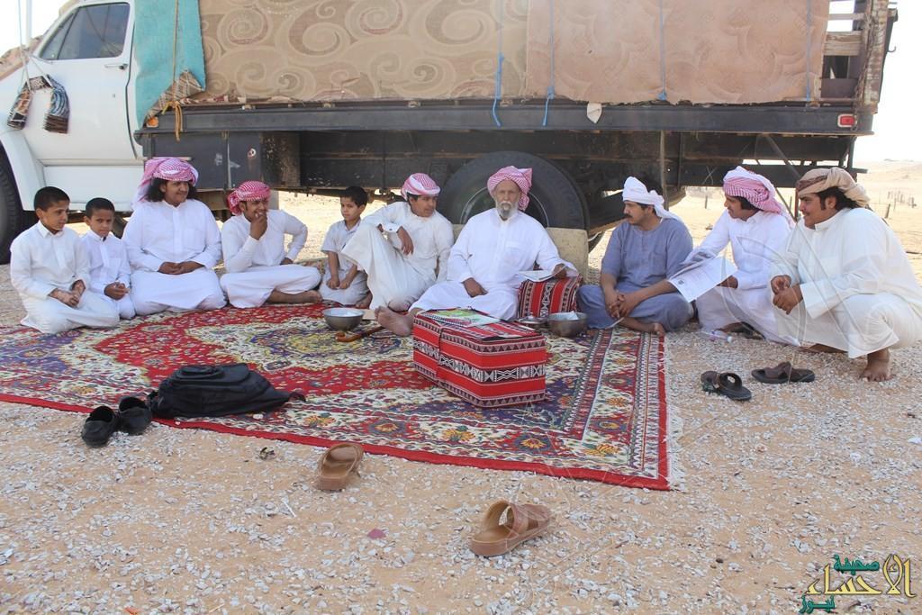 """بالصور.. هجرة في #الأحساء يعيش سكانها حياة """"قاسية"""" لأكثر من 30 عاماً"""