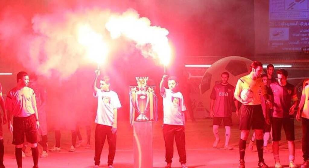 """فريق السلام بالعمران بطل دورة """"كيا الجبر"""""""