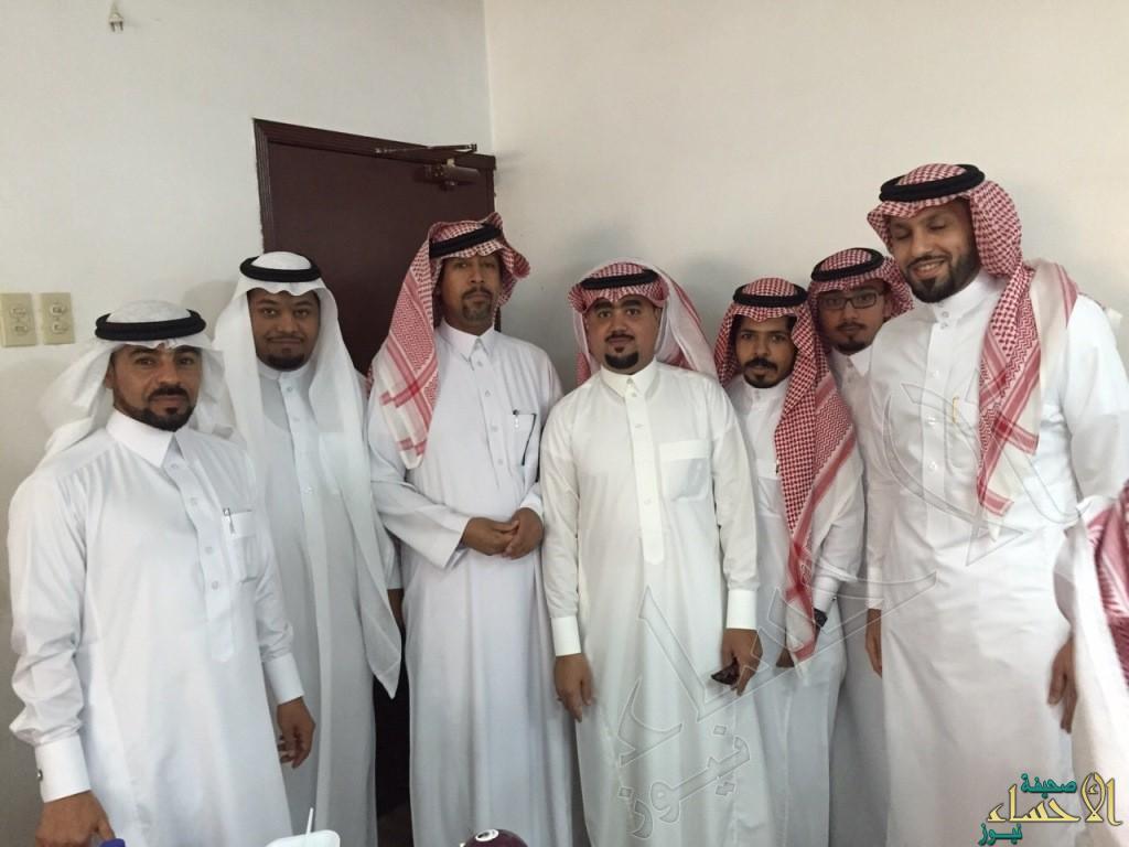 بالصور ..المحكمة العامة بالجفر تحتفل بعيد الفطر المبارك