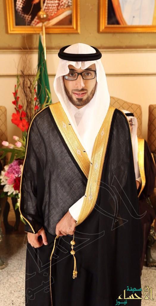 """بالصور … الأمير عبدالعزيز بن جلوي يشرّف حفل زواج """"الملحم"""""""