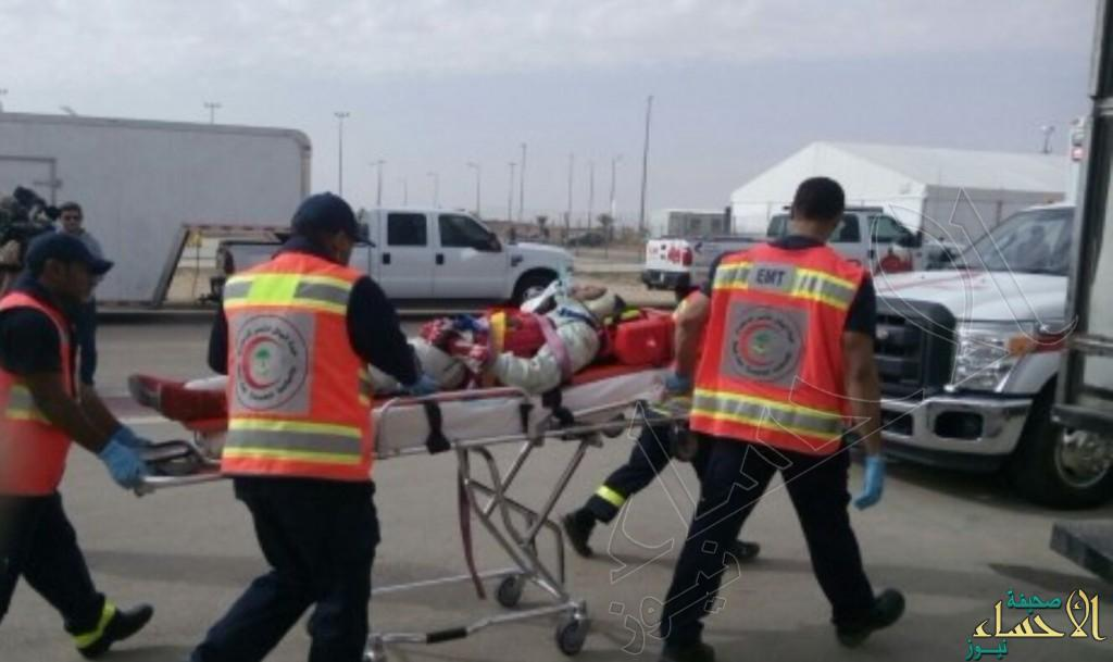5156 حالة إسعافية باشرها الهلال الأحمر بالشرقية منذ بدء رمضان