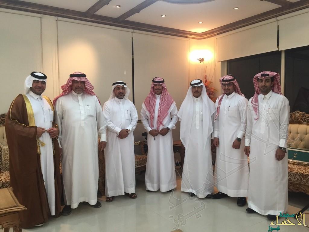 أسرة الكليب المغيره تحتفل بعقد قران أبنائها