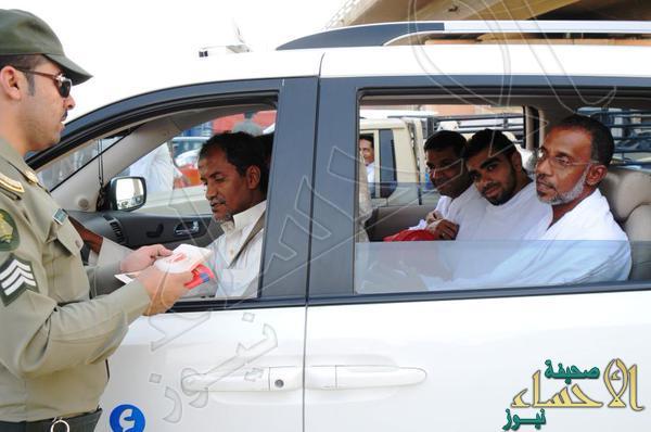 إعادة 189 مخالفاً لتنظيمات الحج و 85 ألف مركبة وضبط 22 حملة حج وهمية