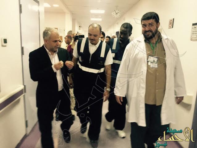 وزير الحج الإيراني يؤكد: نثمن جهود المملكة المبذولة لخدمة الحجاج
