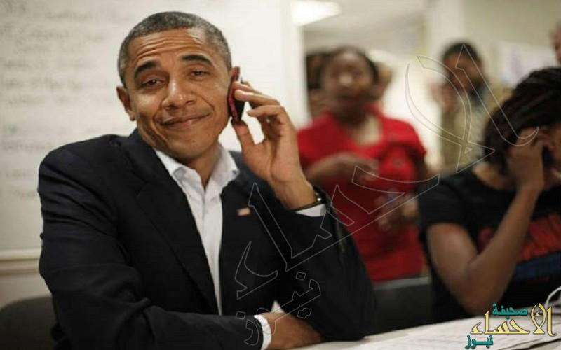 """""""أوباما"""" يتلقى عرضاً وظيفياً للعمل في #الإمارات .. والراتب مغري  !!"""