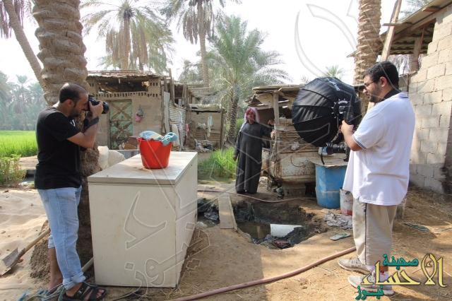 مصورون يستعدون لتوثيق معالم #الأحساء في المسابقات الدولية