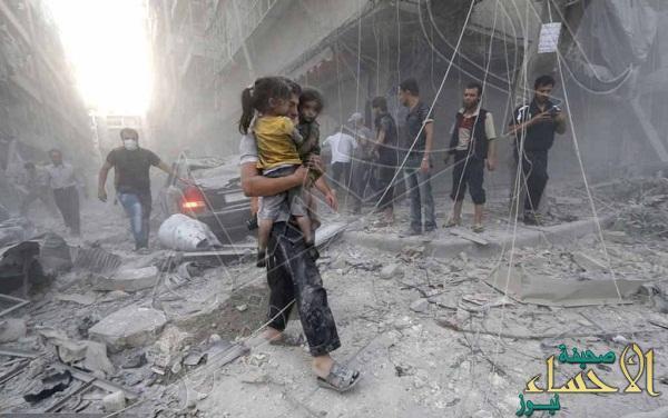 مقتل 39 سورياً في غارات روسية
