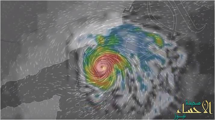 """هل يضرب إعصار """"شابالا"""" سواحل المملكة العربية السعودية ؟!"""