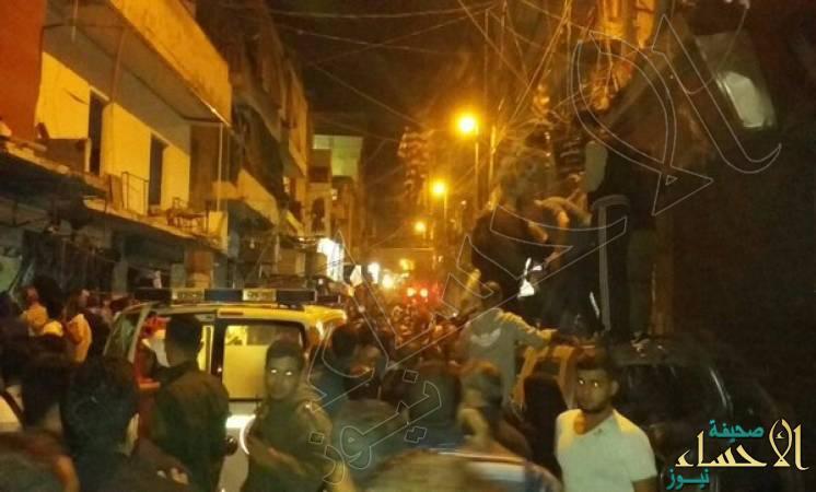 مقتل وإصابة أكثر من 200 شخص جراء انفجاران هزا معقل حزب الله في #لبنان