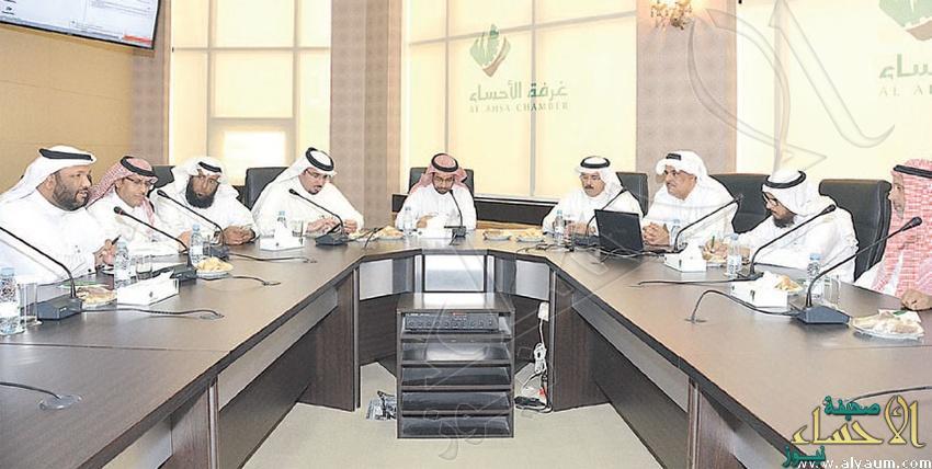 """مركز خدمات الصناعيين بالأحساء يقيم تصنيع وتسويق """"التمور"""" برعاية وكيل وزارة التجارة"""