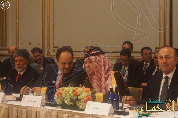 المملكة تشارك في اجتماع المجموعة الدولية لبحث الأزمة السورية بنيويورك