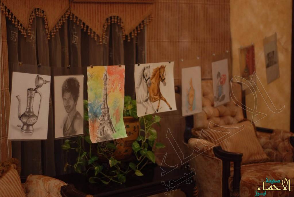 """بالصور.. كيف حول """"البوعويس"""" البياضَ إلى ألوان"""