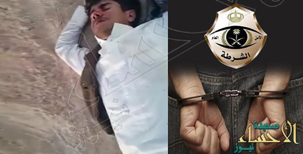 """القبض على مواطن صوّر وافداً سقط من كوبري بـ """"عنيزة"""""""