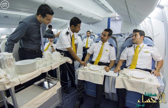 الخطوط السعودية تعلن فتح برنامج الخدمة الجوية طوال العام
