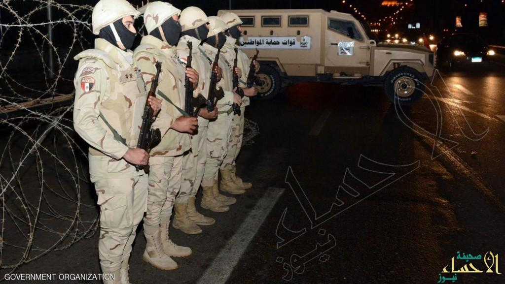 مصر تنشر 400 ألف رجل أمن لتأمين احتفالات 25 يناير