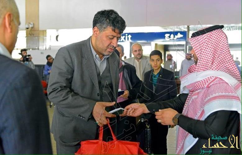 """شاهد.. هكذا غادرت #البعثة_الإيرانية العاصمة """"الرياض"""""""