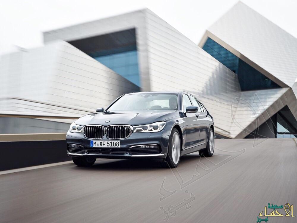 """""""BMW"""" تطلق الفئة السابعة الجديدة كلياً لأول مرة في المملكة"""