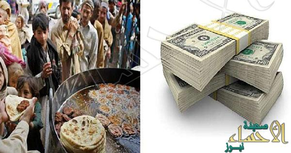 لا تتعجب.. ثروة 62 شخصا تعادل ما يملكه نصف سكان العالم !